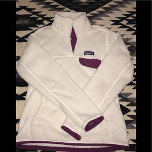 Snow White Patagonia sweater